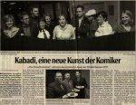 Neue Westfälische, 22.01.2007